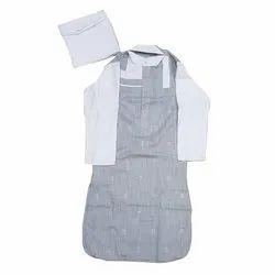Casual Wear Kids Cotton Kurta Pyjama, Size: 34
