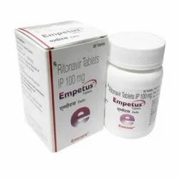 Empetus Ritonavir Tablets 100 MG