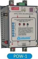 Single Phase Thyristor Based Heater Power Regulator