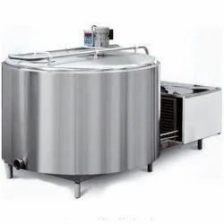 Ss Milk Chiller, Capacity: 300L-10000L
