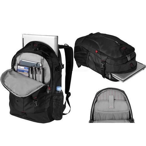 Polyester Black TSB226ap Laptop Bag