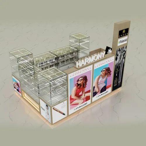 The Monarch Enterprises Retail Pens Display Stand Kiosk System
