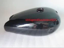 New Sunbeam S7 S8 Black Painted Gas Fuel Petrol Tank