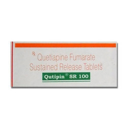 Qutipin SR 100 Mg Tablets