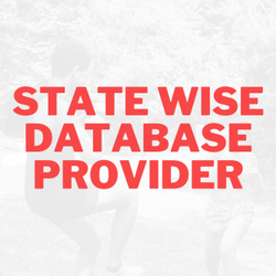 ISO9001 State Wise Database Provider