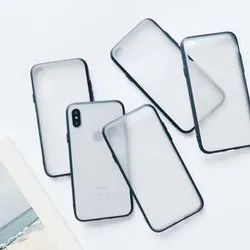 PC TPU White /Transparent Phone Case For Uv Printing For All Honor Model: