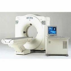 GE Hispeed Refurbished CT Scanner Machine