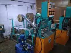 Fully Automatic Hydraulic Paper Padiya Making Machine