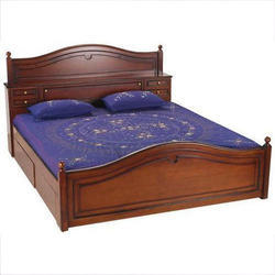 Designer Wooden Cot Bed