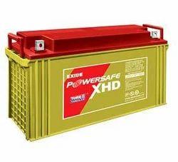 Exide Tubular Gel VRLA Exide Powersafe Xhd Range Batteries