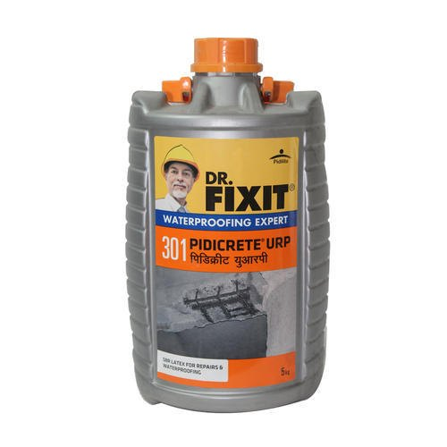 Dr Fixit Waterproofing Expert 301 Pidicrete URP Liquid Waterproofing Chemical
