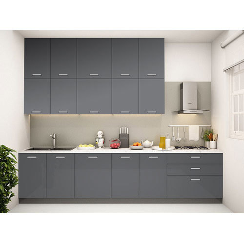 Small Modular Kitchen Cabinet At Rs