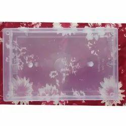 Edible Transparent plastic box