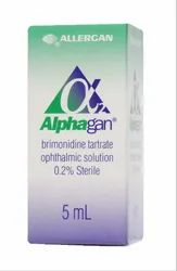 Alphagan Brimonidine Tartrate Ophthalmic Solution 0.2% Sterile