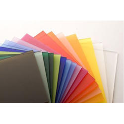Colored Acrylic Plastic Sheet