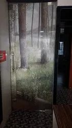 Glass Swing Door