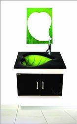 PVC Leaf Vanity Full Set