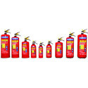 Office Fire Extinguishers, Capacity: 6-25 Kg