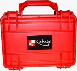 Kabage Hard Top Instrument Case
