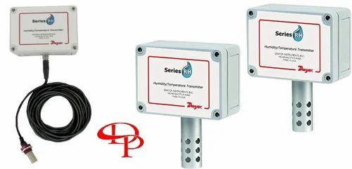 A//RH3-CP-O-4X ACI Outdoor Outside Air Temp /& Humidity Sensor NEMA 4X Housing Enclosure Box Temp /& RH 3/%