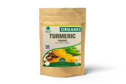 Curcuma Longa Pan India 100% Organic Turmeric Powder For Spices