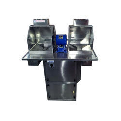 Double Station Jewellery Polisher Unit