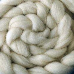 Spinning Wool Top