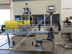 Oil Filling Machine for Bottle, Jar, Jerry Can