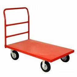 Own Stainless Steel SS Luggage Cart Trolly