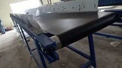 Waste Recycling Sorting Belt Conveyor