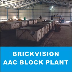 Fully Automatic AAC Block Plant