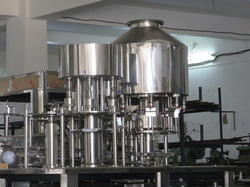 Aquatronix Engineers Water Bottling Machine