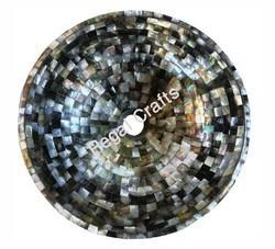 Grey Mother Of Pearl Sink