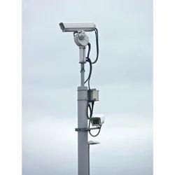 CCTV Pole