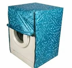 PVC Front Load Washing Machine Cover, Size: 23 In X 35 In X 22 In