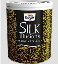 Berger Silk Illusions Design Metallica
