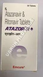 Atazor-R (Atazanavir 300 mg & Ritonavir 100 mg)