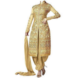 Ladies Dhoti Suit