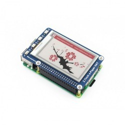 2.7 inch E-Paper Display HAT for Raspberry Pi, 264x176 Resolution - Waveshare