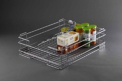 SS201 Partition Basket