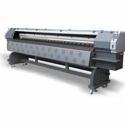 Allwin Konica Automatic Flex Printing Machine