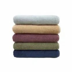Cotton Six Colors Bath Towel, For Bathroom, Weight: 500 GSM