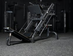 Commercial Leg Press with Squat Rack
