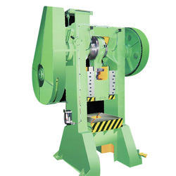 Steel Fabricated H Type Power Press Machines, Capacity: 100 Tonnage