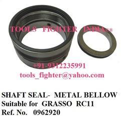 Shaft Seal Assembly Metal Bellow for GRASSO RC11