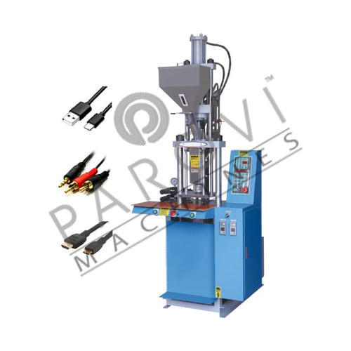Single Station Small Plug Vertical Injection Molding Machine