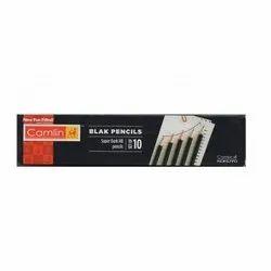 Wood Camlin Black Super Dark HD(10 PCS)