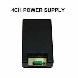 Digital 4 Channel 4CH CCTV Power Supply, Input Voltage: 110V