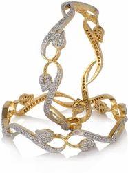 Exclusive American Diamond Bangles