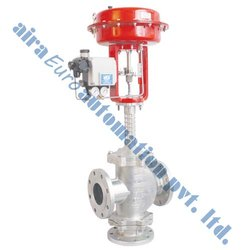 Thermic Fluid Modulating Type Control Valve